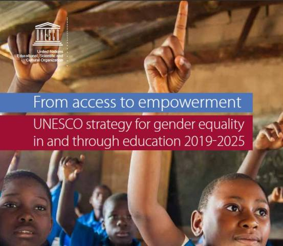 UNESCO report front page
