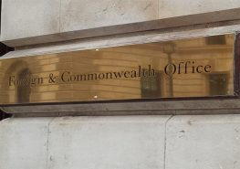 FCO sign